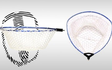AREA LANDING NET HEAD TRANSPARENT PVC